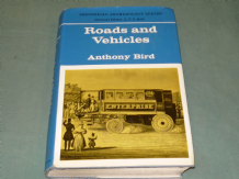 ROADS AND VEHICLES Industrial Archaeology Series 3  (Bird 1969)